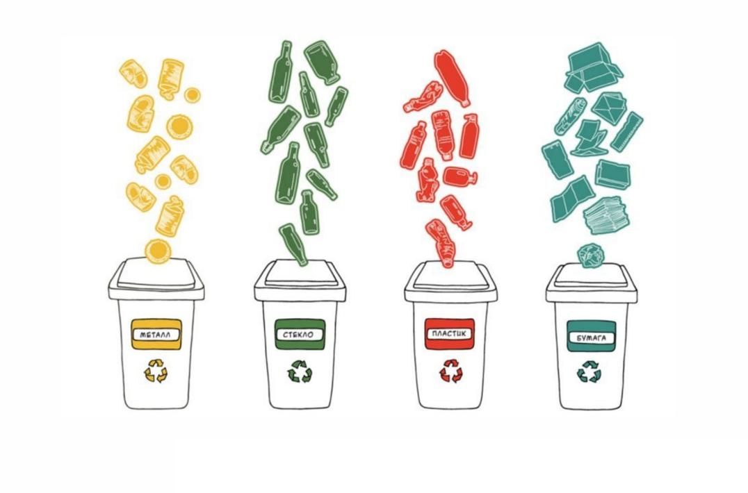 Раздельный сбор отходов