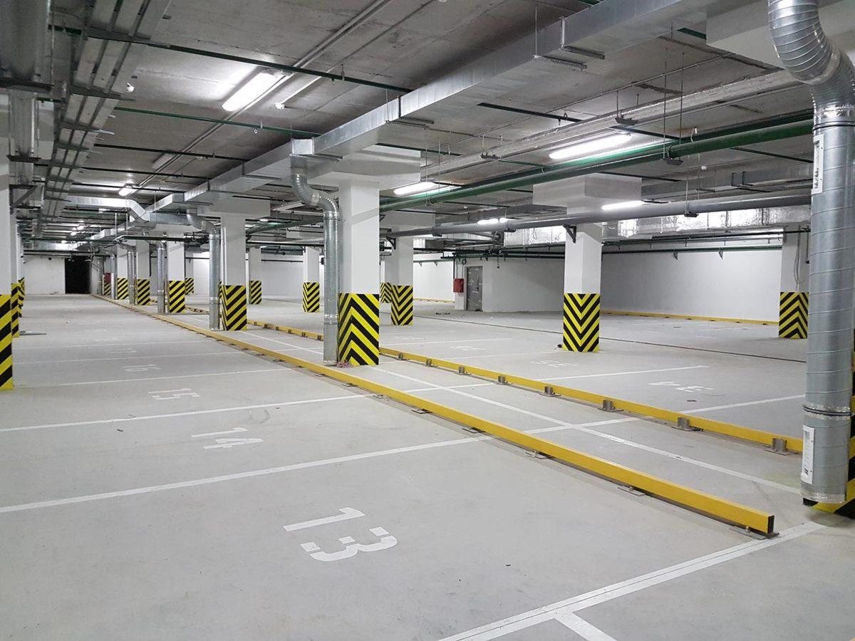 Уважаемые собственники парковочных мест подземной автостоянки!