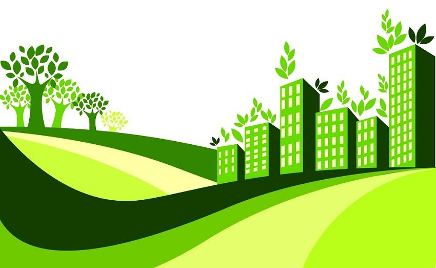 Озеленение дворов